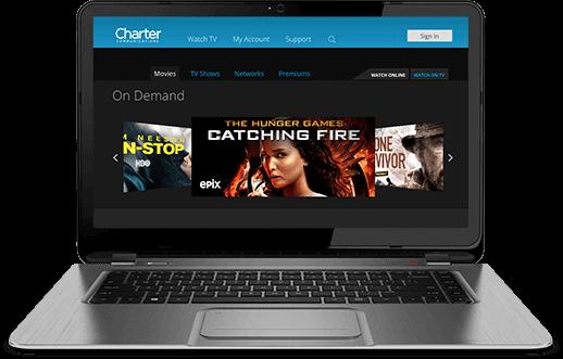 Charter Spectrum Deals Internet