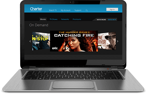 Charter Spectrum Deals Internet