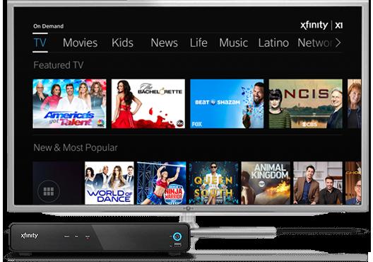 XFINITY TV Deals